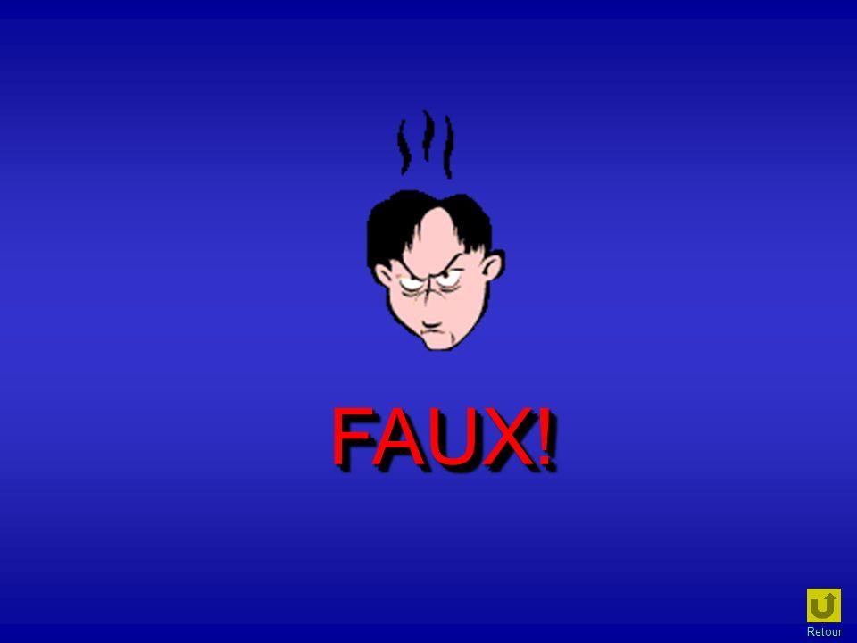 FAUX!FAUX! Retour