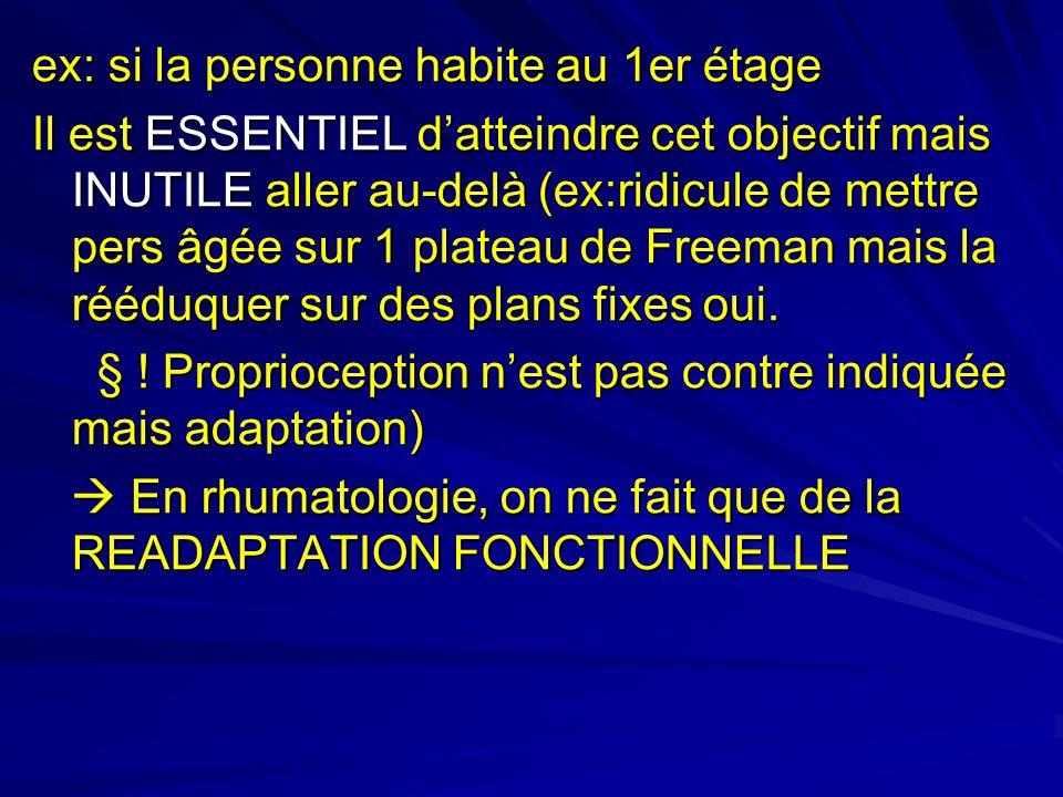 2. terrain fragile:. Maladie arthrosique (n°2) « OSE ». Maladie inflammatoire (n°3) « ITE »