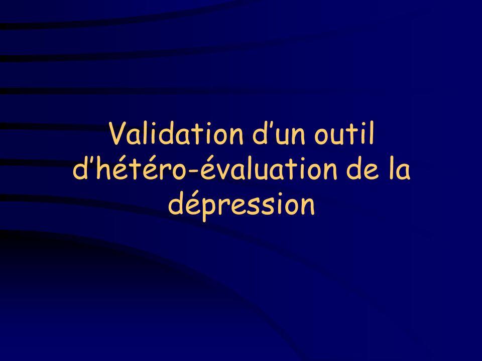 Évaluation chez laphasique –Auto-évaluation : VAMS (Stern, 1997) 8 EVA verticales unipolaires texte/dessin : neutre - tristesse, joie, tension, peur,
