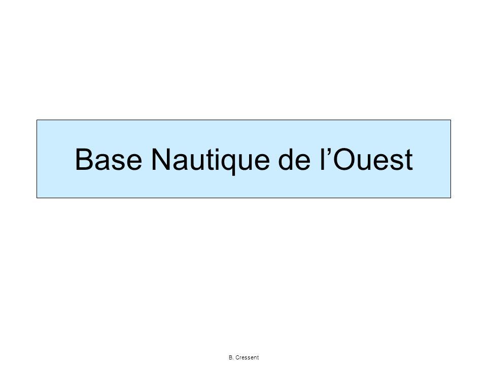 B. Cressent Base Nautique de lOuest