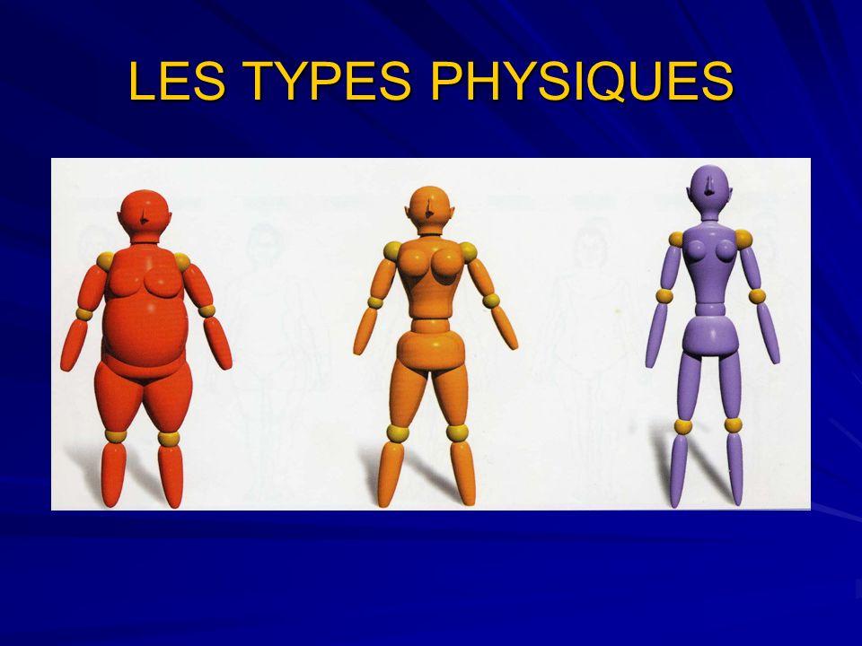La typologie de M.Martiny Il nomme mésoblastique le type muscul.