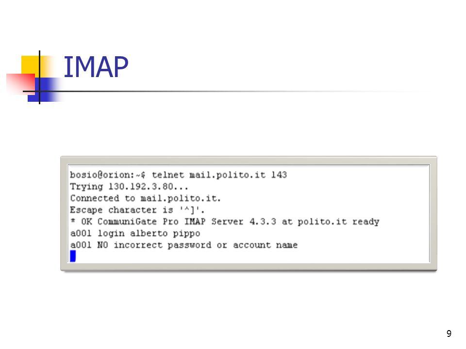IMAP 9