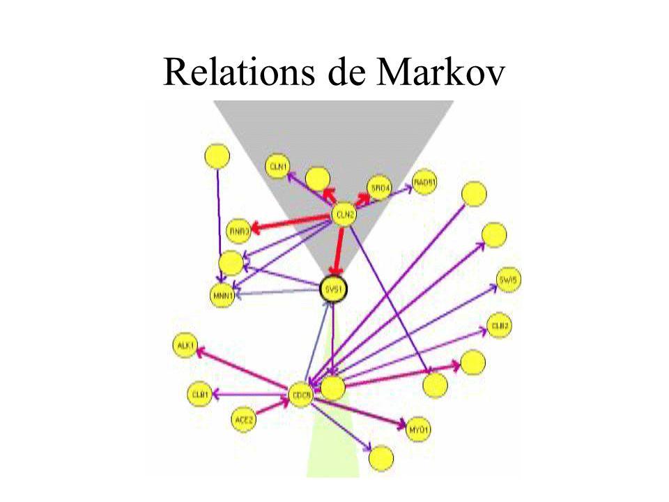 Relations de Markov