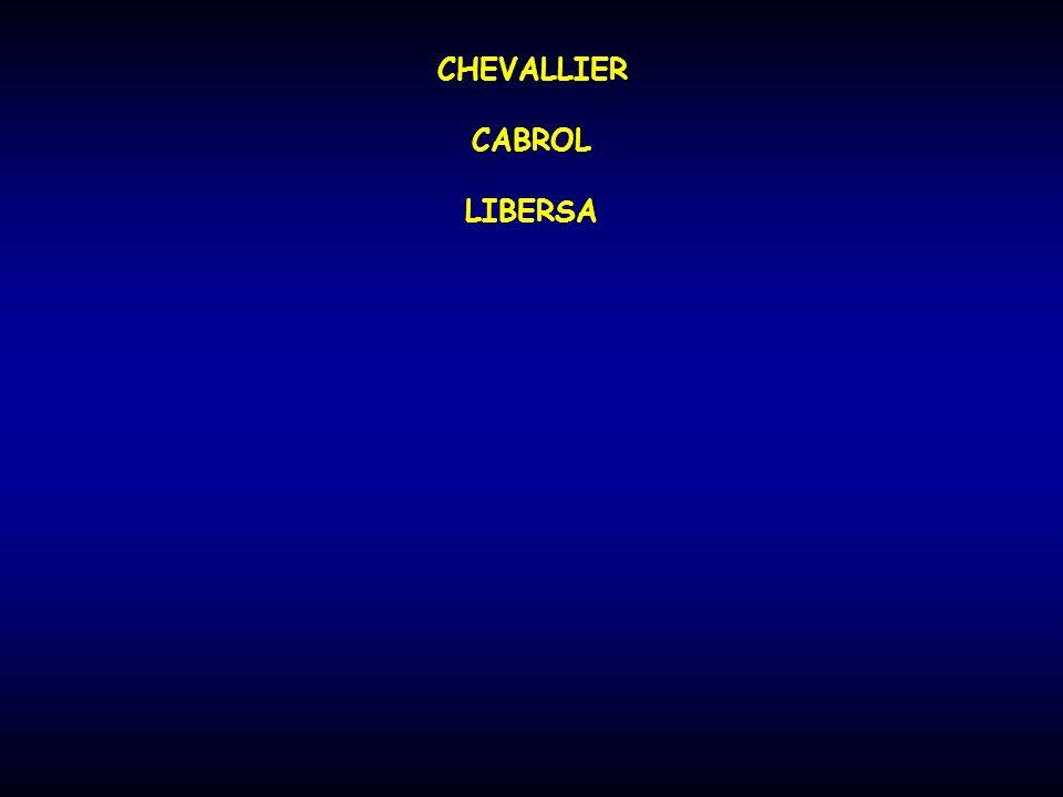 CHEVALLIER CABROL LIBERSA