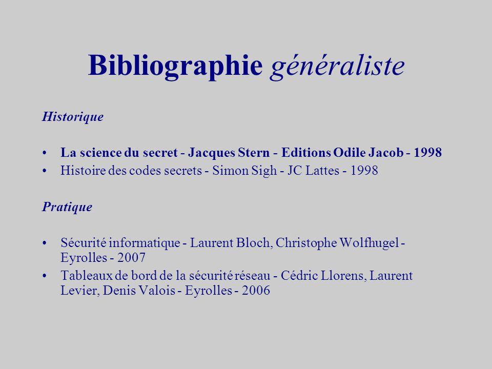 Bibliographie scientifique Codage, cryptologie et applications - Bruno Martin - Presses Polytechniques et Universitaires Romandes - 2004 Malicious Cry