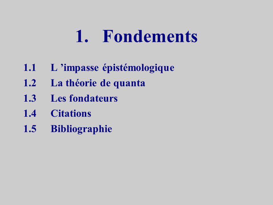 Sommaire 1.Fondements 2.Cryptographie quantique 3.Cryptanalyse quantique