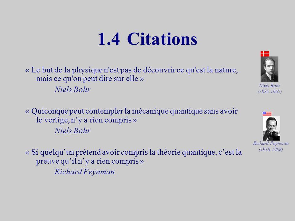 1.3Les fondateurs Thomas Young (1773-1829) Heinrich Rudolf Hertz (1857-1894) Max Planck (1858-1947) Paul Langevin (1872-1946) Albert Einstein (1879-19