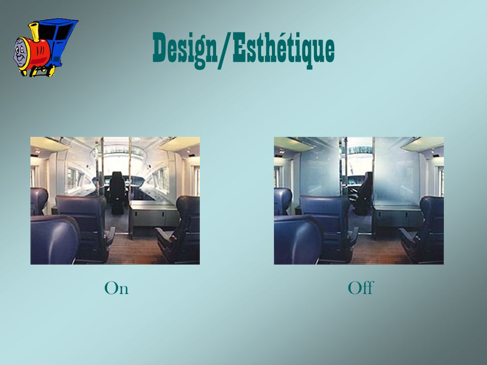 Design/Esthétique OnOff