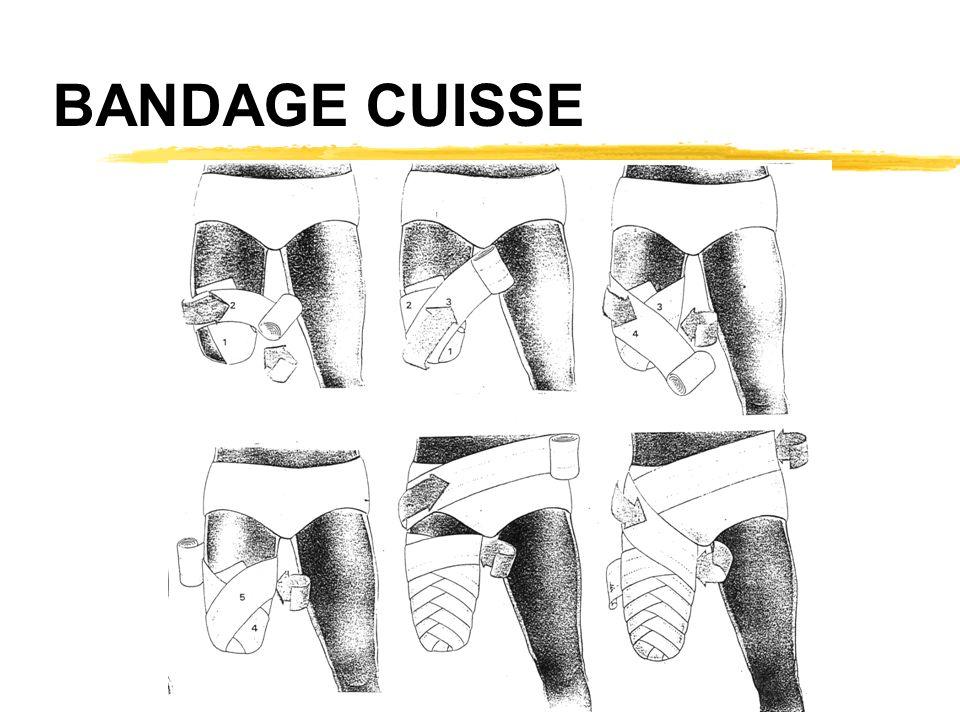 BANDAGE CUISSE