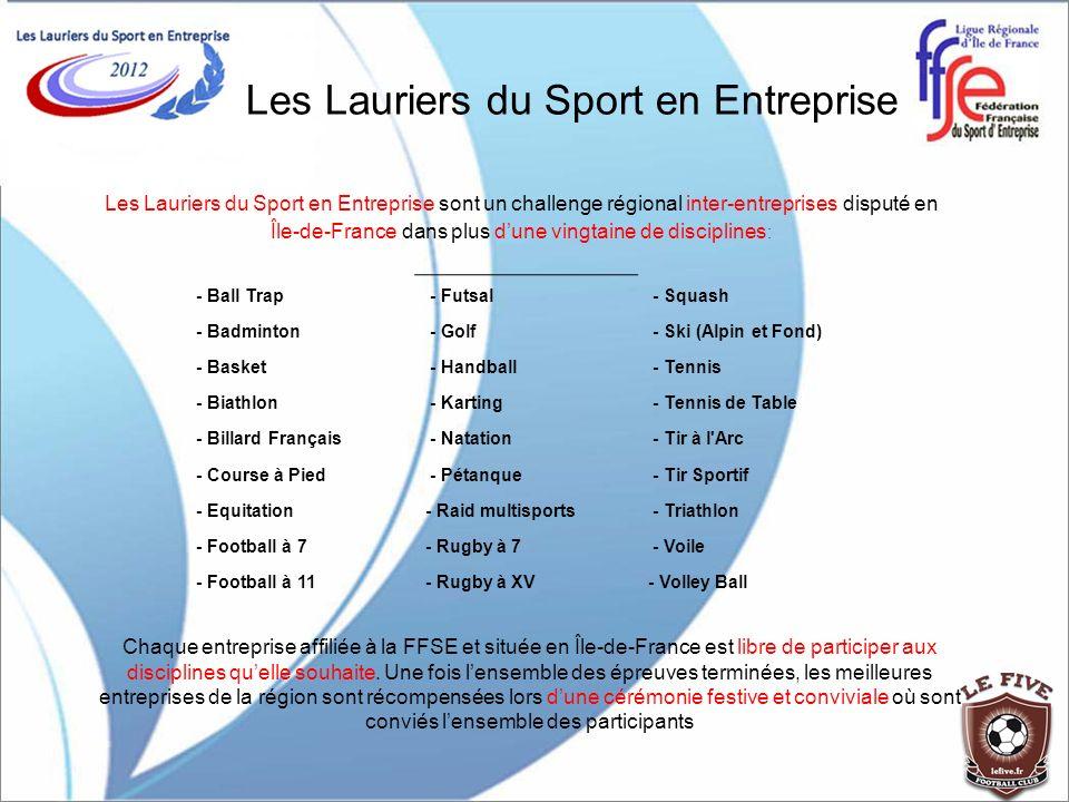 Lépreuve de Futsal Le tournoi se déroulera le Samedi 1 er Septembre 2012, de 12h30 à 19h au club « Le Five » de Bezons (95).
