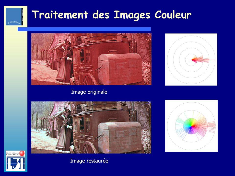 Laboratoire dInformatique et dImagerie Industrielle Traitement des Images Couleur Images de différentes séquences :