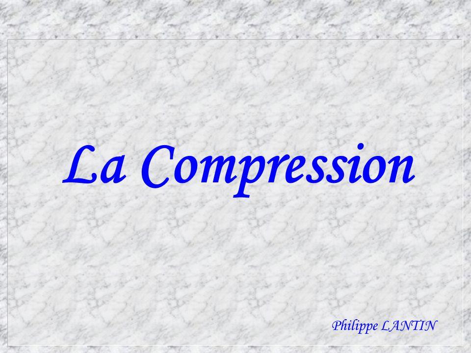 La Compression Philippe LANTIN