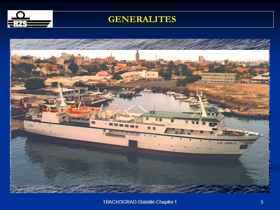 5 GENERALITES