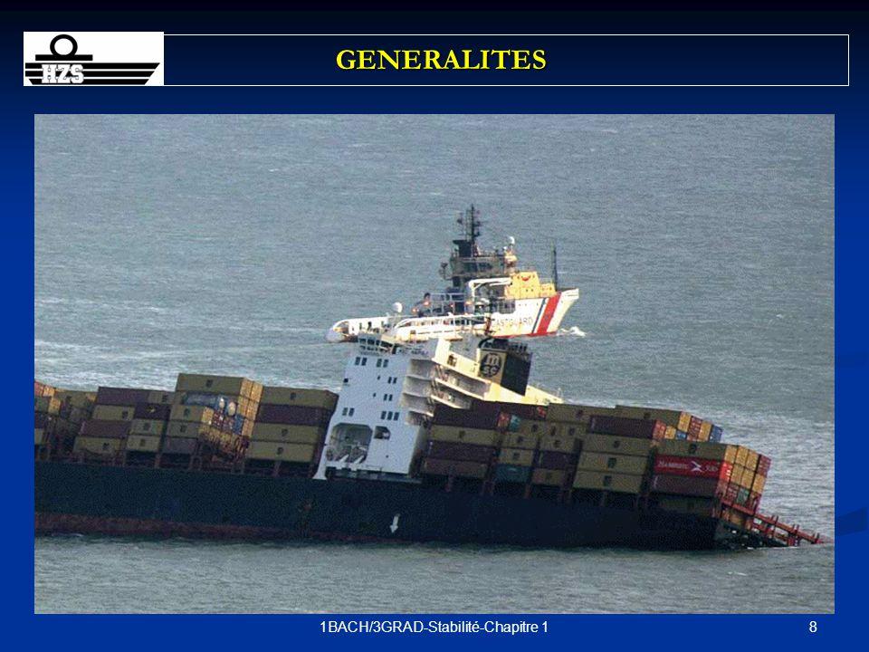 8 GENERALITES