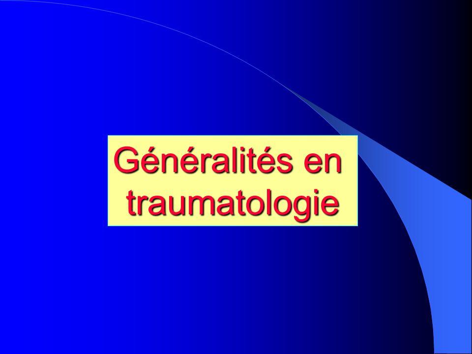 Généralités Les fractures a.
