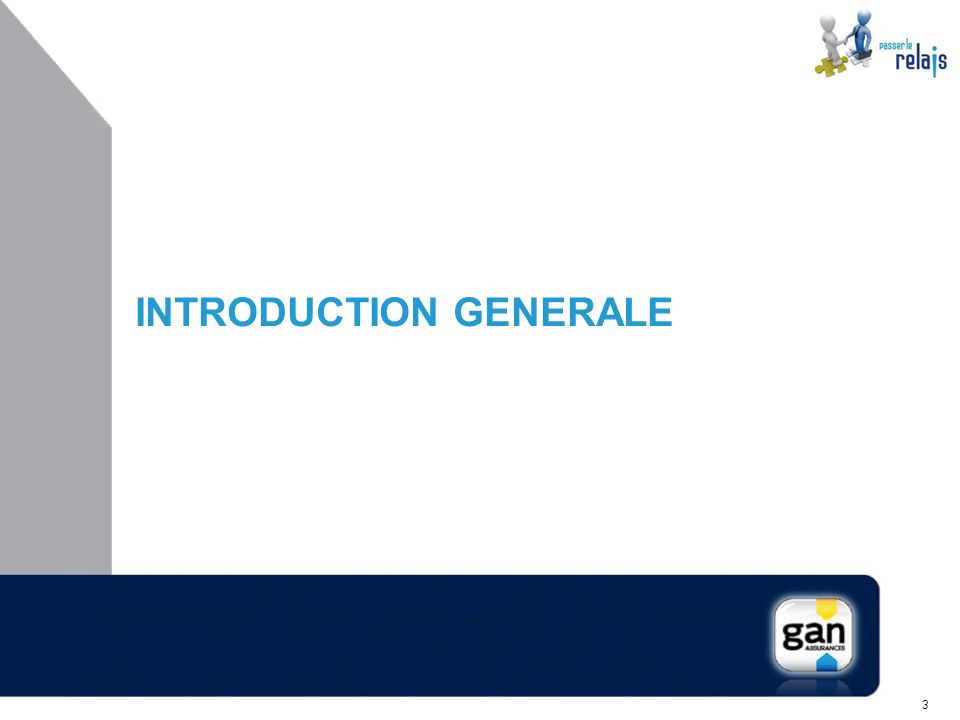 3 INTRODUCTION GENERALE
