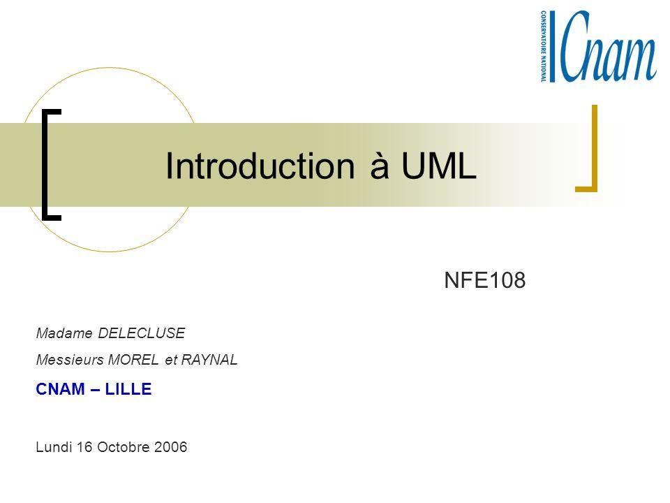 2 UML Cest un formalisme (notation) pas une méthode Il est entièrement tourné vers le support de lanalyse et la conception orientée objet.