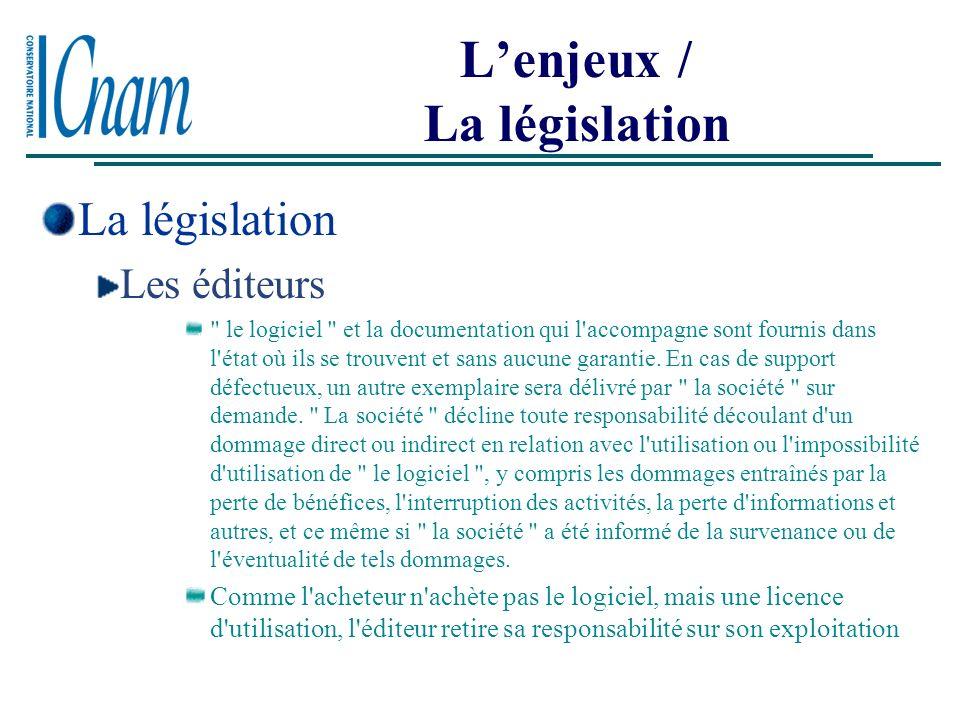 Plan de la présentation Lenjeux Définition Les normes Mise en œuvre : Le PAQ Conclusion