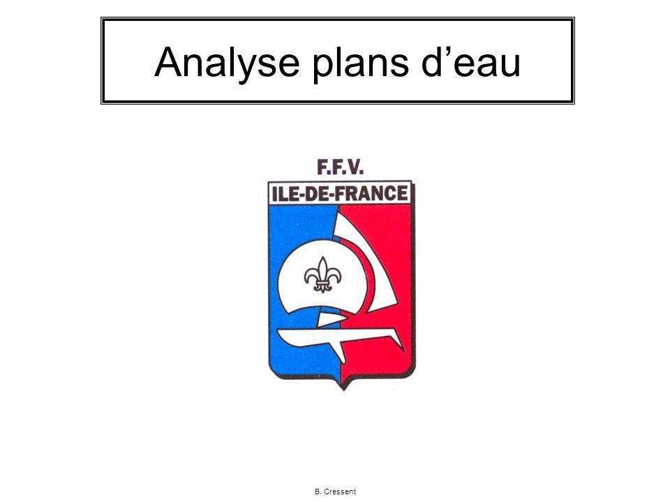 B. Cressent Analyse plans deau