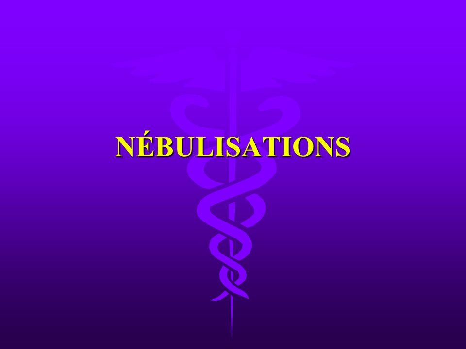 NÉBULISATIONS