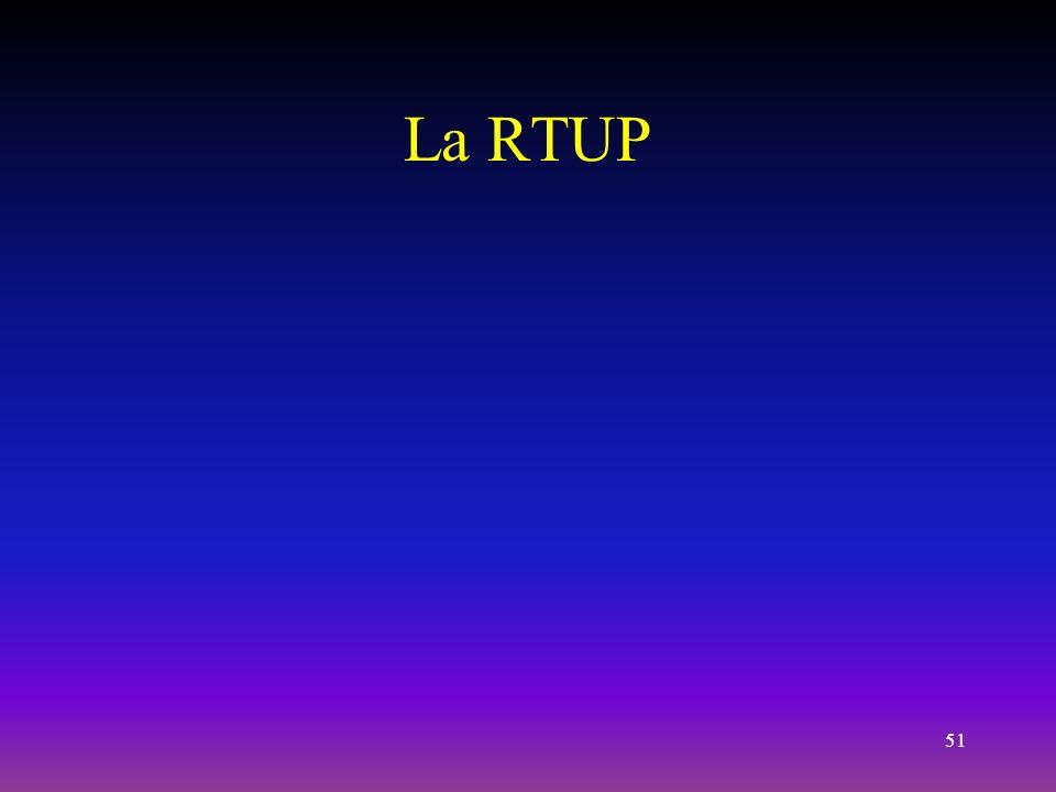 51 La RTUP