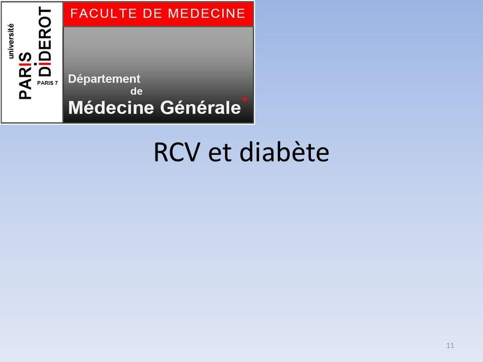 RCV et diabète 11