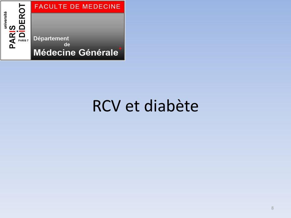 RCV et diabète 8
