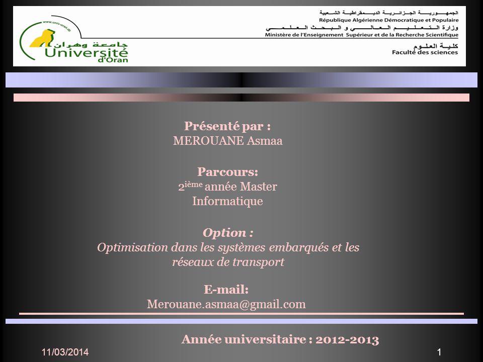 11/03/20142 Projet de Licence : Aide Au Diagnostic Industriel Elaborer un système daide multicritère à la décision pour le choix dune méthode de diagnostic industriel.