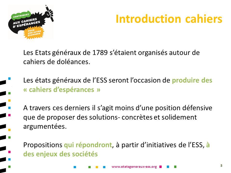www.etatsgeneraux-ess.org 4 Retro Planning