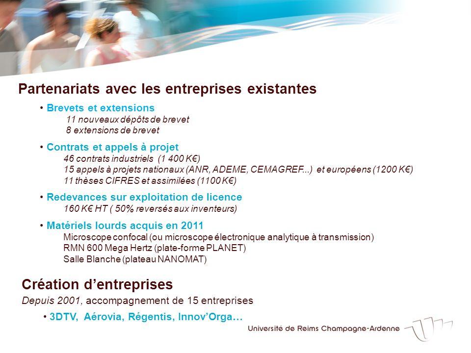 Exemples de partenariats régionaux Exemples de partenariats nationaux et internationaux