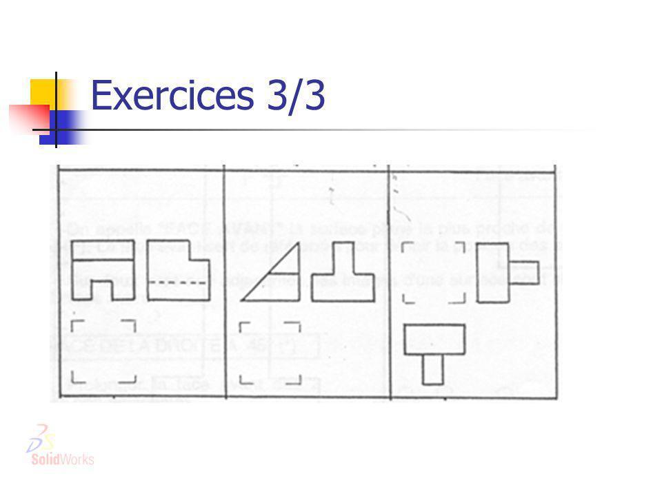 Exercices 3/3