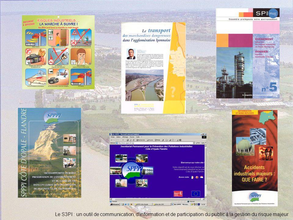 Le S3PI : un outil de communication, d'information et de participation du public à la gestion du risque majeur