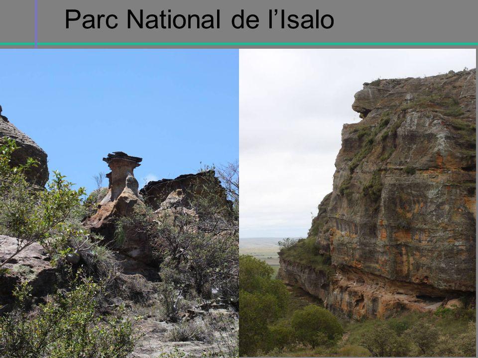 Massif de lIsalo Parc National de lIsalo