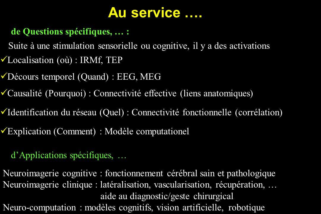 Au service ….