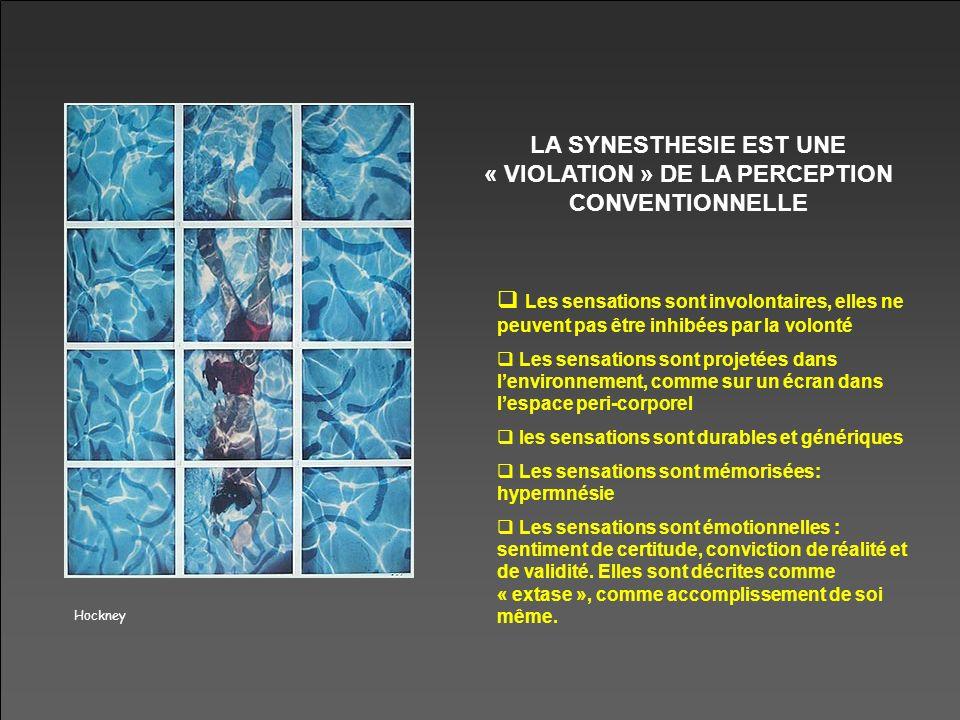 Archimboldo LES DIFFERENTS TYPES DE SYNESTHESIE Synesthésie bimodale : Elle implique le croisement de deux sens.