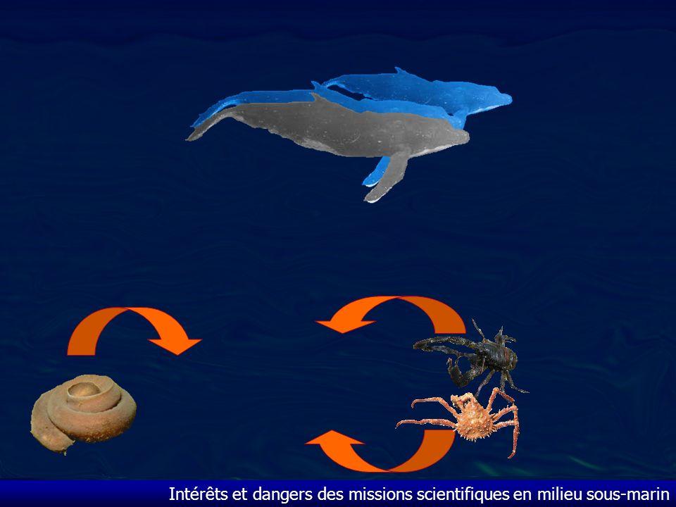 Intérêts et dangers des missions scientifiques en milieu sous-marin Intérêts pour la nature 3. Comment conserver la nature ? La réintroduction despèce