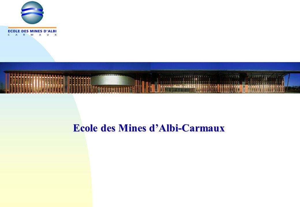Ecole des Mines dAlbi-Carmaux