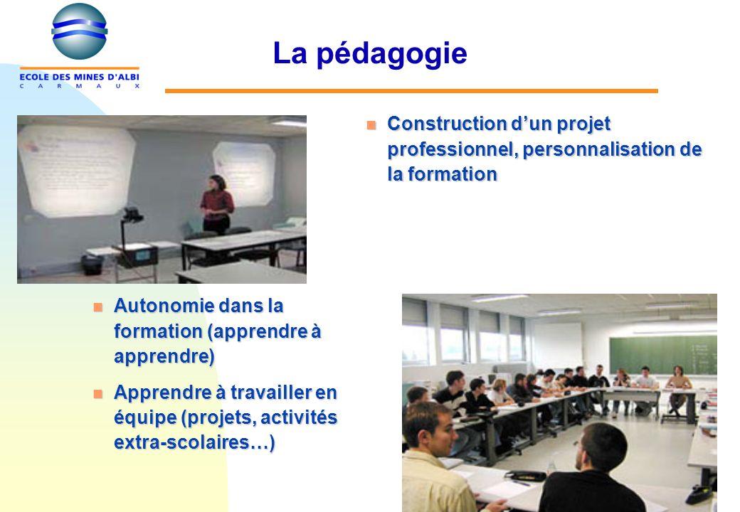 Autonomie dans la formation (apprendre à apprendre) Autonomie dans la formation (apprendre à apprendre) Apprendre à travailler en équipe (projets, act