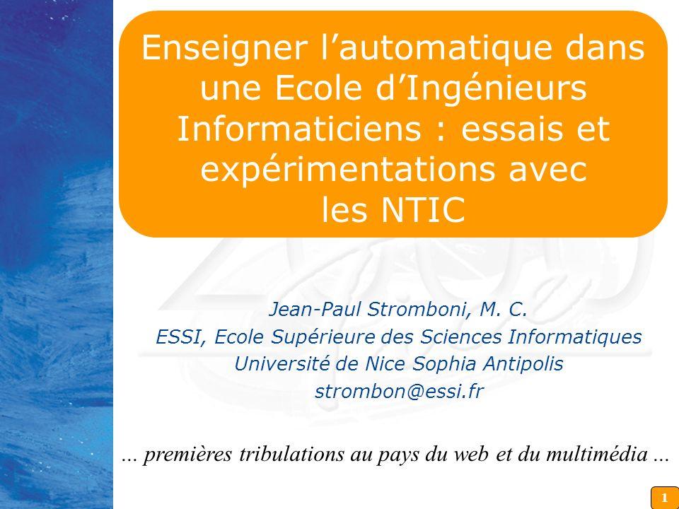 1 Jean-Paul Stromboni, M.C.