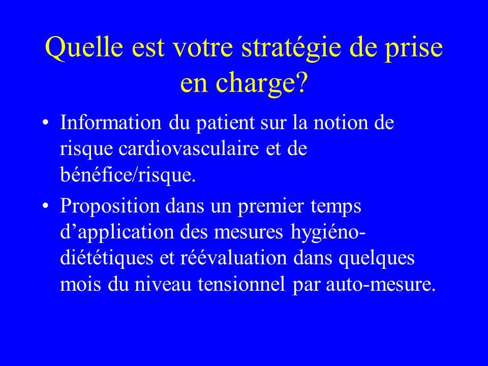 Recommandations HAS 2005 sur la prise en charge de lhypertension artérielle de ladulte.