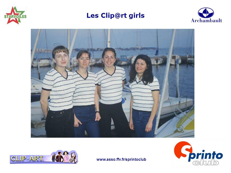 www.asso.ffv.fr/sprintoclub Les Clip@rt girls