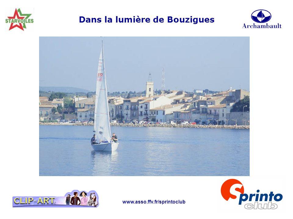 www.asso.ffv.fr/sprintoclub Dans la lumière de Bouzigues