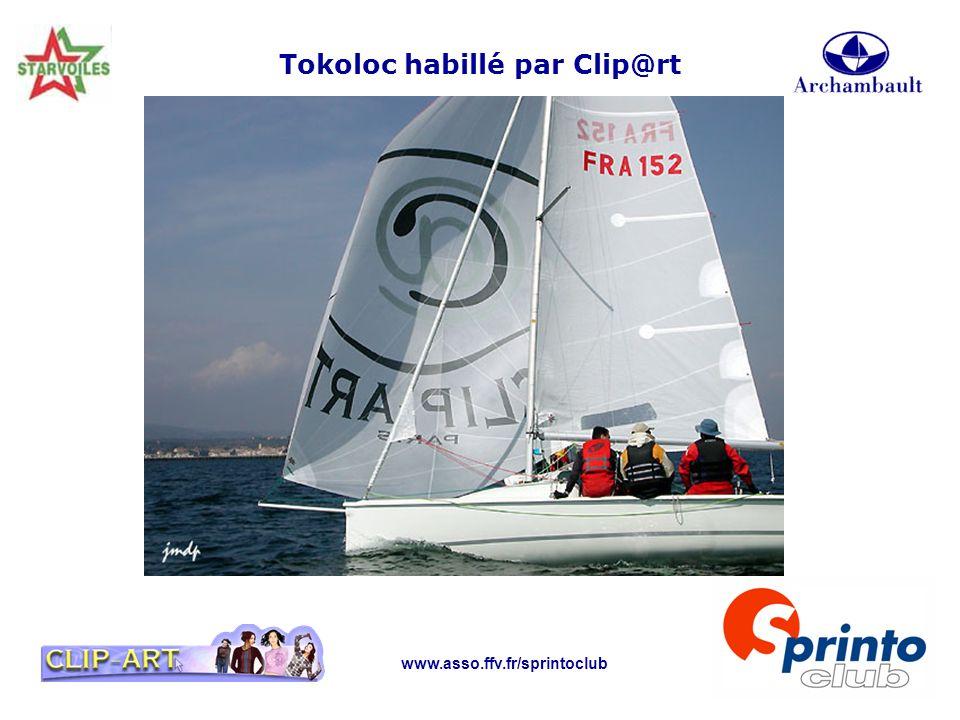 www.asso.ffv.fr/sprintoclub Tokoloc habillé par Clip@rt