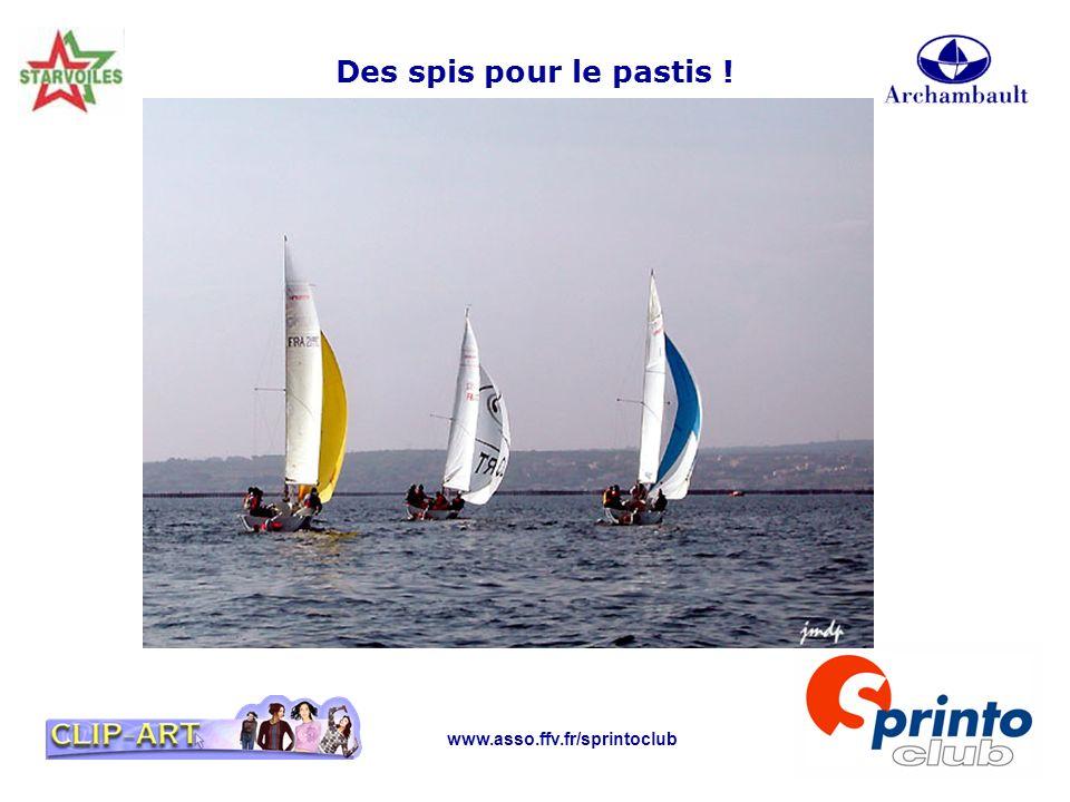 www.asso.ffv.fr/sprintoclub Des spis pour le pastis !