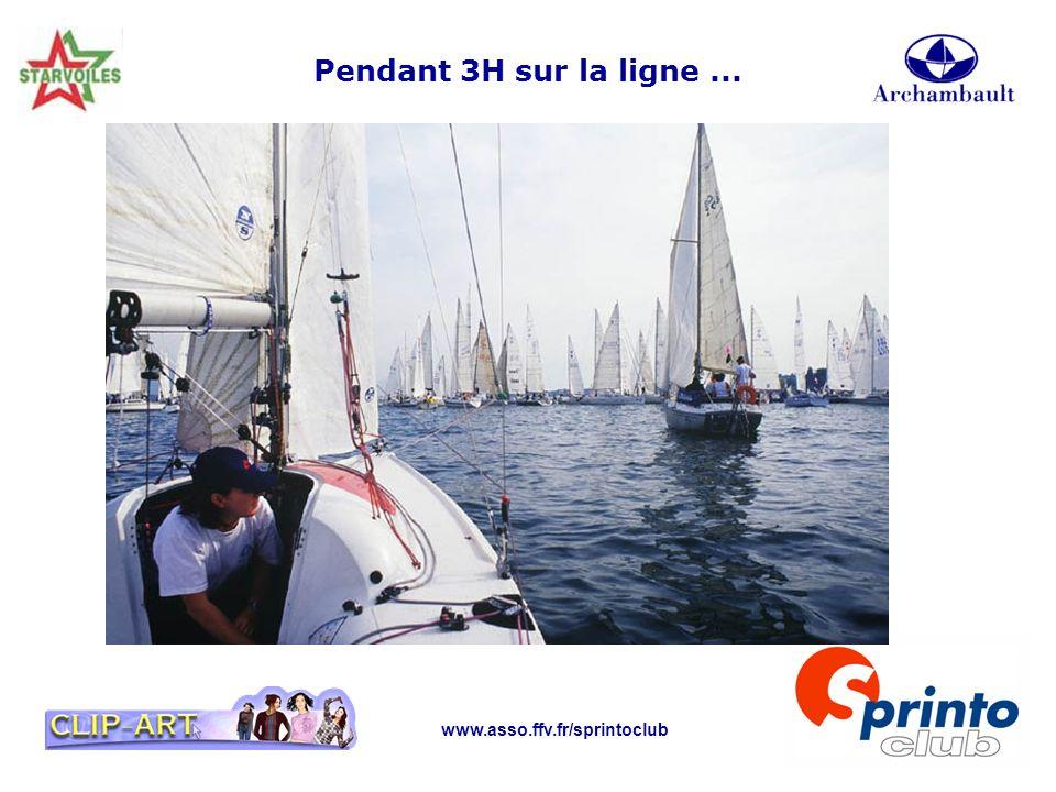 www.asso.ffv.fr/sprintoclub Pendant 3H sur la ligne...