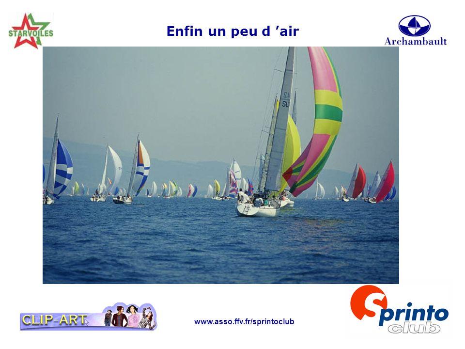 www.asso.ffv.fr/sprintoclub Enfin un peu d air