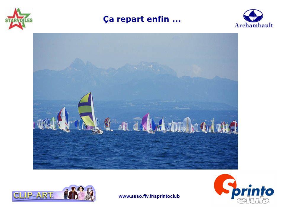 www.asso.ffv.fr/sprintoclub Ça repart enfin...