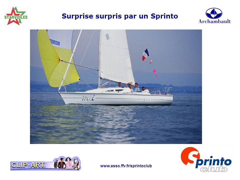 www.asso.ffv.fr/sprintoclub Surprise surpris par un Sprinto