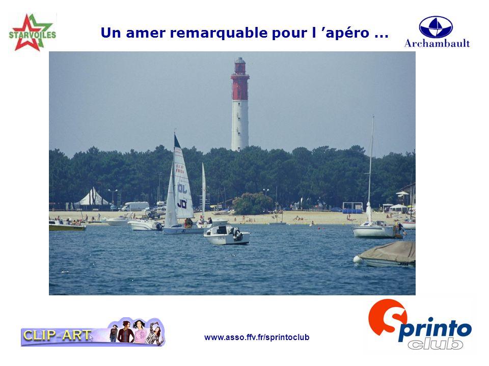 www.asso.ffv.fr/sprintoclub Un amer remarquable pour l apéro...