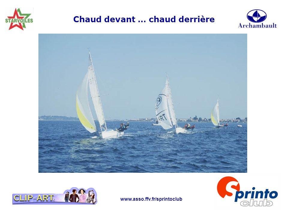 www.asso.ffv.fr/sprintoclub Chaud devant … chaud derrière